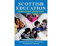 Scottish Education 4th Edition