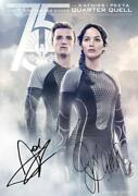 Hunger Games Signed