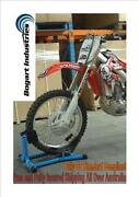 Motorcycle Race Stand
