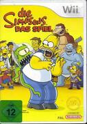 Simpsons Wii