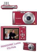 Digitalkamera Pink