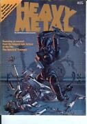 Heavy Metal Comic