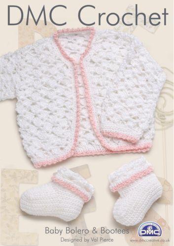 Crochet Bolero Pattern Ebay