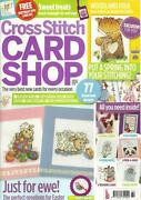 Cross Stitch Card Shop