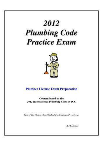 Idaho State Plumbing Code
