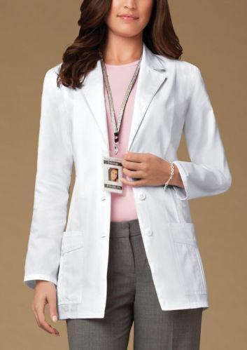Cherokee Lab Coat Women Ebay