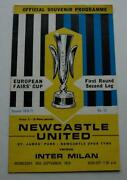 Newcastle Fairs Cup