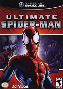 Ultimate Spider-Man by Activision (Nintendo Gamecube)