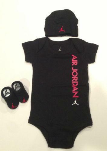 Jordan Onesies Baby Amp Toddler Clothing Ebay