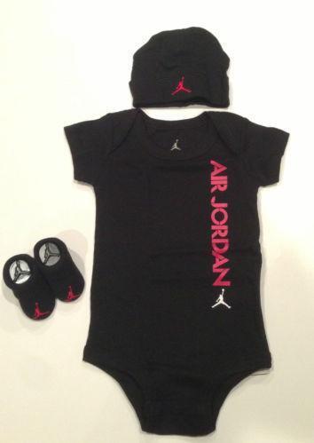 591145cd77c2 Jordan Onesies  Baby   Toddler Clothing