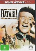 Hatari DVD