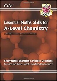 Essential Maths Skills for A Level Chemistry New Specification