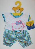 Build A Bear Hello Kitty Pajamas