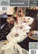 Weihnachtstischdecke