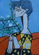 Picasso Original Painting