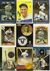 New York Yankees Baseball Card Lot