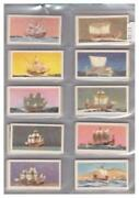 Brooke Bond Saga of Ships