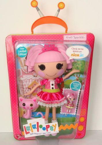 Lalaloopsy jewel sparkles dolls ebay for Lalaloopsy jewel sparkle coloring pages