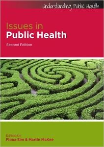 Issues in Public Health Second Edition
