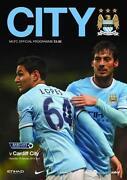 Manchester City Programmes