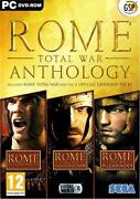 Rome Total War Anthology