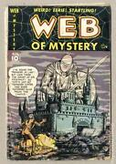 Web of Mystery Comic