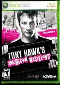 Tony Hawk American Wasteland Xbox 360