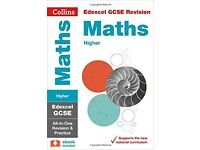 Collins Edexcel GCSE Maths Higher All-in-One Revision and Practice Book