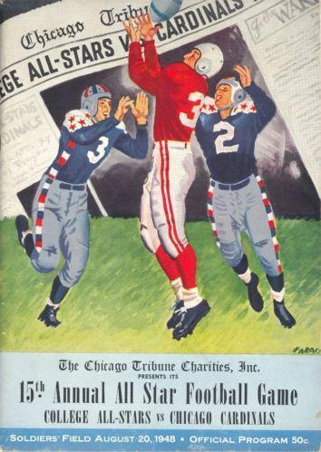 chicago cardinals football ebay