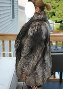 Mink Fox Coat