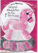 Babys 1st Birthday Card