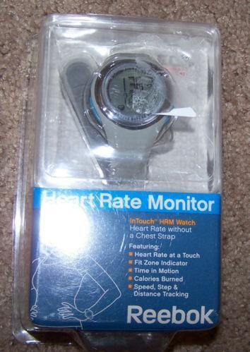 reebok precision trainer xt heart rate monitor manual