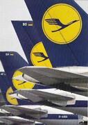 Lufthansa Postkarten