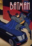 Batman Cartoon Poster