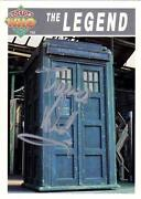 Doctor Who Autograph Card