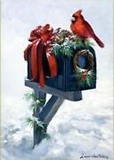 Christmas Mailbox Decoration