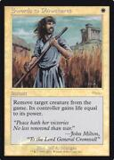 Magic The Gathering Swords to Plowshares