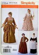 Plus Size Victorian Costumes