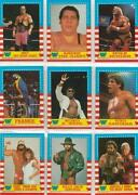 WWF Trading Cards