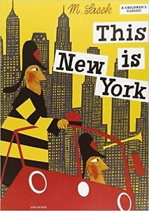 ▀▄▀This Is New York (Hardcover)First Edition