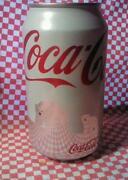 White Coke Can