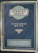 Stanley Tool Catalog