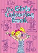 Girls Colouring Books