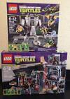 Ninja Turtles Lego Set