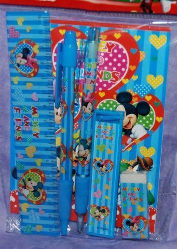 Mickey Mouse Stationary Ebay