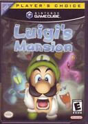 Luigi's Mansion Game