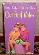 Mary Kate Ashley VHS