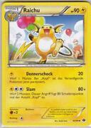 Pokemon Karten Raichu