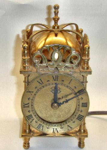 Smiths Lantern Clock Ebay