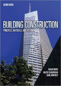 Building Construction : principles, materials, and systems London Ontario image 1